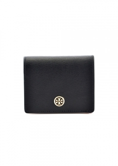 Tory Burch - ミニ財布 / PARKER FOLDABLE 【BLACK】