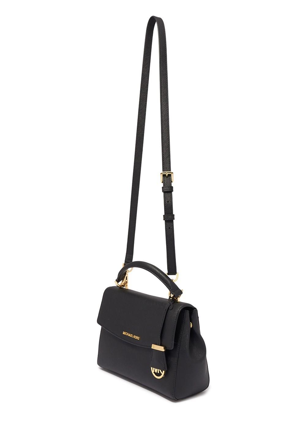 62b3b3b99312 ... KORS】Ava BLACK ハンドバッグ オンラインファミリーセール - ブランドバッグ ...