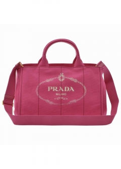 【PRADA】CANAPA / 2WAY BAG 【PEONIA】
