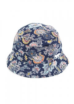 IMPORT BRAND COLLECTION - 【MAISON KITSUNE】リバーシブルコットンハット REVERSIBLE BUCKET HAT