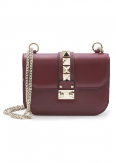 VALENTINO - SMALL SHOULDER BAG RUBINO