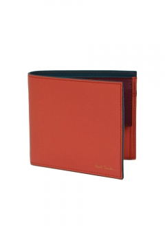 IMPORT BRAND COLLECTION - 【Paul Smith】二つ折り 小銭入れ付き財布Billfold with Coin 国内未発売