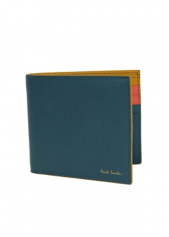 IMPORT BRAND COLLECTION - 【Paul Smith】二つ折り 財布Billfold MINI