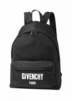 IMPORT BRAND COLLECTION - 【GIVENCHY】キャンバス ロゴバッグパック / リュックサックLOGO CANVAS CI BACKPACK