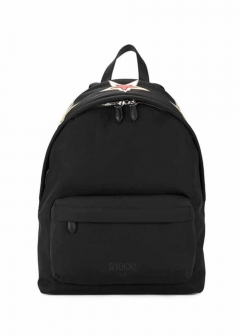 IMPORT BRAND COLLECTION - 【GIVENCHY】スターパッチバッグパック / リュックサックCANVAS STAR PATCHES BACKPACK