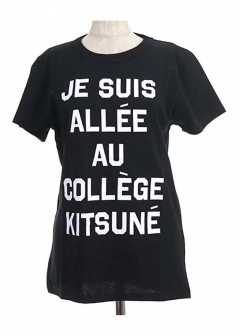 【Price Down】TEE-SHIRT JE SUIS ALLEE