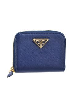 PRADA - Wallet Collection - - SAF.TRIANGOLO / コインケース 【BLUETTE】