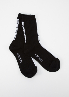 CENTER LINE SOCKS