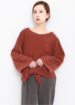 URBAN RESEARCH warehouse - Tops & Onepiece - ワイドスリーブニット