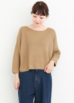 URBAN RESEARCH warehouse - Tops & Onepiece - KBF+ リブワイドニット