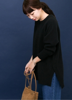 URBAN RESEARCH warehouse - Tops & Onepiece - KBF+ サイドスリットチュニック