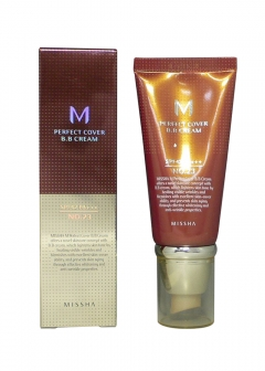 JILL STUART・HELENA RUBINSTEIN・CLINIQUE・shu uemura etc. - 【MISSHA】BBクリーム UV NO.23 SPF42/PA+++  50mL