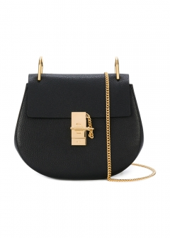 LUXURY BRAND BUYING SELECT - 【Chloe】【'17秋冬新作】DREW SMALL LEATHER SHOULDER BAG(海外買付のため約3~4週間後のお届けです)