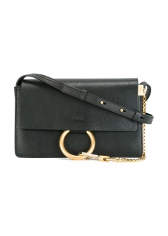 LUXURY BRAND BUYING SELECT - 【Chloe】【'17秋冬新作】FAYE SMALL LEATHER SHOULDER BAG(海外買付のため約3~4週間後のお届けです)