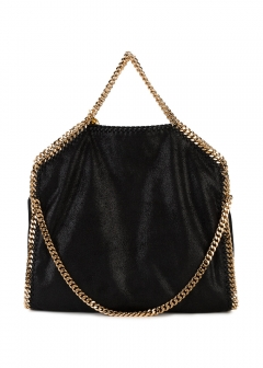 LUXURY BRAND BUYING SELECT - 【STELLA McCARTNEY】FALABELLA 3 CHAIN SMALL TOTE BAG(海外買付のため約3~4週間後のお届けです)
