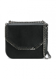 LUXURY BRAND BUYING SELECT - 【STELLA McCARTNEY】FALABELLA SHOULDER BAG WITH CHAIN(海外買付のため約3~4週間後のお届けです)