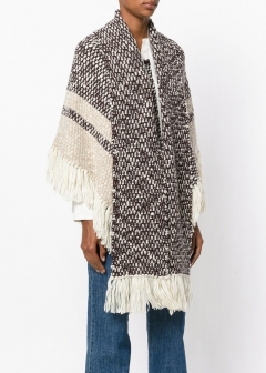 LUXURY BRAND BUYING SELECT - 【See By Chloe】【'17秋冬新作】PONCHO(海外買付のため約3~4週間後のお届けです)