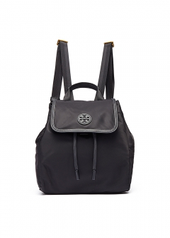 Tory Burch - バックパック / SCOUT NYLON  SMALL BACKPACK 【BLACK】