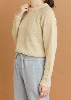 URBAN RESEARCH warehouse - Tops & Onepiece - 【新色登場】FORK&SPOON Bulky Crewneck Knit