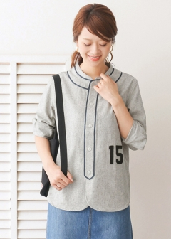 URBAN RESEARCH warehouse - Tops & Onepiece - Champion 別注 ベースボールシャツ