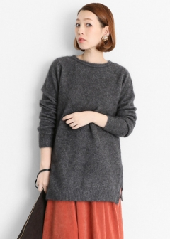 URBAN RESEARCH warehouse - Tops & Onepiece - soft fluffy tunic