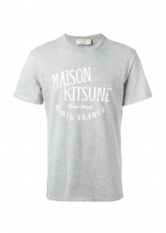 IMPORT BRAND COLLECTION - 【MAISON KITSUNE】TEE PALAIS ROYAL  パリス ロイヤル Tee