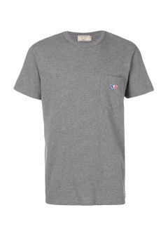 IMPORT BRAND COLLECTION - 【MAISON KITSUNE】ARMY TEE ポケットtee