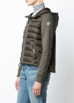 LUXURY BRAND BUYING SELECT - 【MONCLER】【'17秋冬新作】HOODIE DOWN JACKET(海外買付のため約3~4週間後のお届けです)