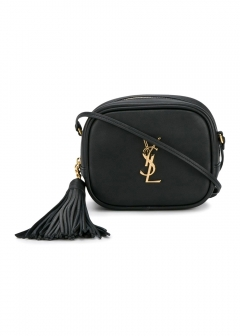 LUXURY BRAND BUYING SELECT - 【SAINT LAURENT】MONOGRAM BLOGGER LEATHER SHOULDER BAG(海外買付のため約3~4週間後のお届けです)
