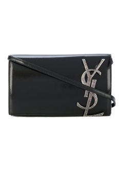 LUXURY BRAND BUYING SELECT - 【SAINT LAURENT】【'17秋冬新作】SMOKING LEATHER CLUTCH(海外買付のため約3~4週間後のお届けです)