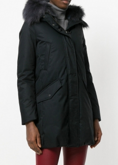 LUXURY BRAND BUYING SELECT - 【WOOLRICH】【'17秋冬新作】BLACK ARCTIC PARKA(海外買付のため約3~4週間後のお届けです)