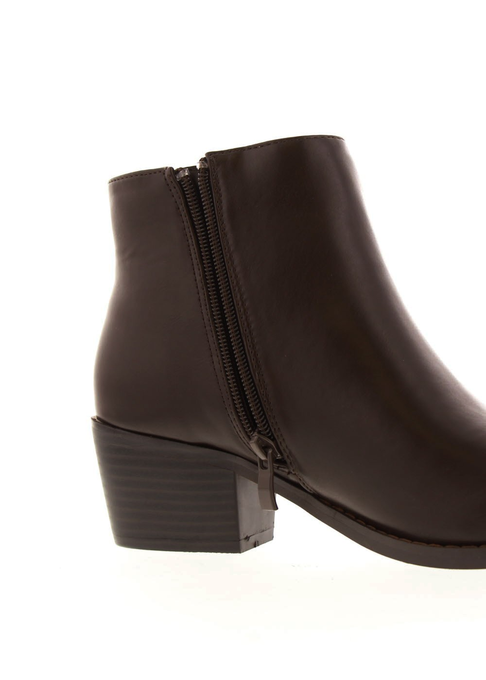 【最大76%OFF】ファスナーブーツ|SD-BROWN|ブーツ|Fabby fabby - Boots collection -