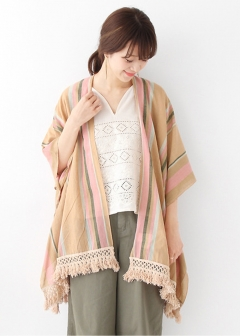URBAN RESEARCH warehouse - Tops & Onepiece - 【新作】Glen Prince PONCHO