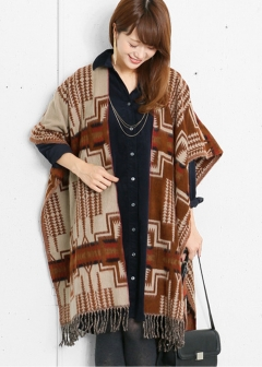 URBAN RESEARCH warehouse - Tops & Onepiece - 【新作】AGAM PONCHO