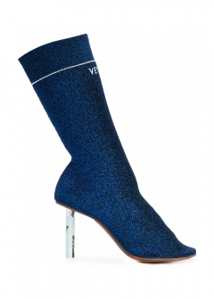 LUXURY BRAND BUYING SELECT - 【VETEMENTS】【'17秋冬新作】STRETCH-KNIT SOCK BOOTS(海外買付のため約3~4週間後のお届けです)