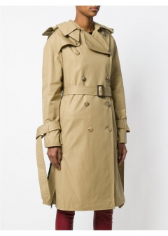 "LUXURY BRAND BUYING SELECT - 【VETEMENTS】【'17秋冬新作】""PARISIENNE"" TRENCH(海外買付のため約3~4週間後のお届けです)"