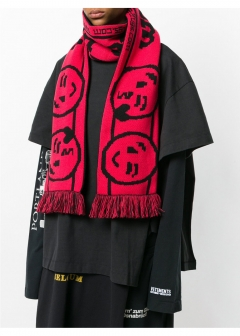LUXURY BRAND BUYING SELECT - 【VETEMENTS】【'17秋冬新作】TWO TONES SCARF(海外買付のため約3~4週間後のお届けです)