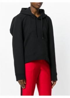 LUXURY BRAND BUYING SELECT - 【VETEMENTS】【'17秋冬新作】COTTON BLEND HOODIE(海外買付のため約3~4週間後のお届けです)