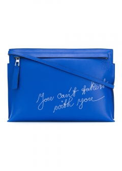 LUXURY BRAND BUYING SELECT - 【LOEWE】【'17秋冬新作】CAN'T TAKE IT T POUCH(海外買付のため約3~4週間後のお届けです)
