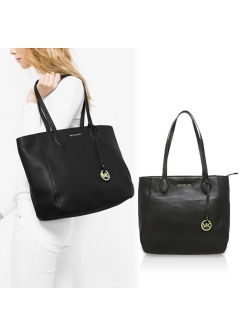 IMPORT BRAND COLLECTION - 【MICHAEL KORS】ANI レザー A4 トートバッグ LG TZ TOTE