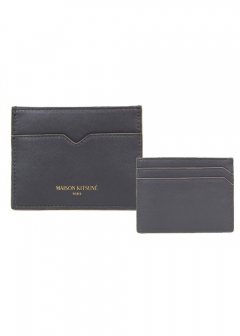 IMPORT BRAND COLLECTION - 【MAISON KITSUNE】【国内未発売】レザー カードケース パスケース LEATHER CARD HOLDER