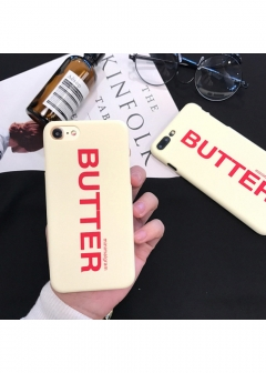 marcydorn~iphone case etc.~ - BUTTERロゴiphoneケース