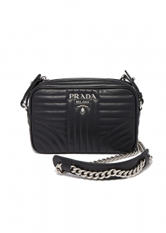 PRADA - Bag Collection - - ショルダーバッグ / SOFT CALF IMPUNTURE 【NERO】