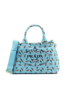 PRADA - Bag Collection - - PICCOLA STAMPA SOMBRERO