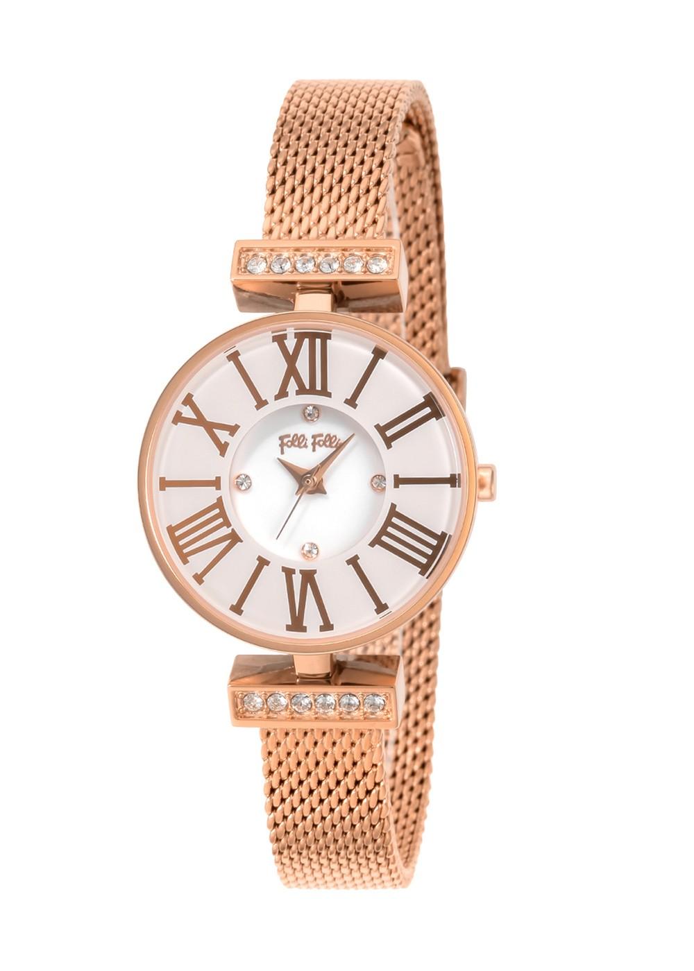 ad4a7f0ee53a ... Follie】ダイナスティ ホワイト レディース腕時計 オンラインファミリーセール - ブランド ...