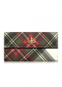 IMPORT BRAND COLLECTION - 【Vivienne Westwood】DERBY LOMG WALLET