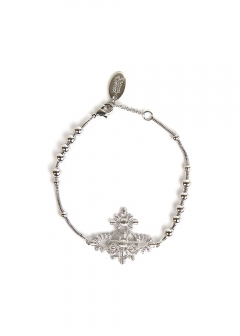 IMPORT BRAND COLLECTION - 【Vivienne Westwood】【国内未発売】ISOLDE BAS RELIEF BRACELET