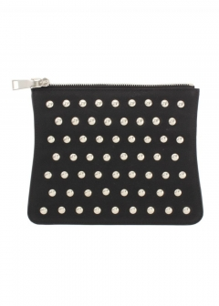 【MURUA】Dot studded Flap