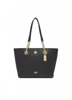 COACH - TURNROCK CHAIN TOTE 27