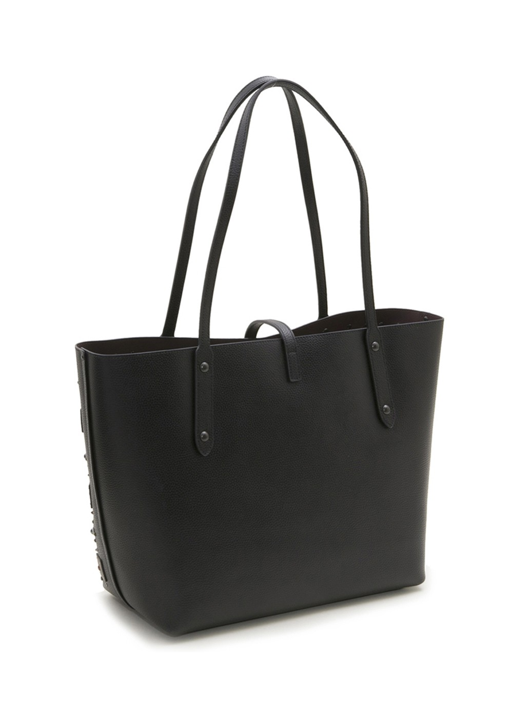 【最大50%OFF】MARKET TOTE|BLACK|トートバッグ|COACH